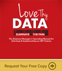 Love Thy Data E-Book Request