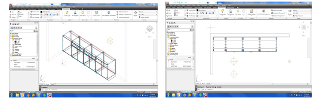 woodCAD|CAM software screen shots