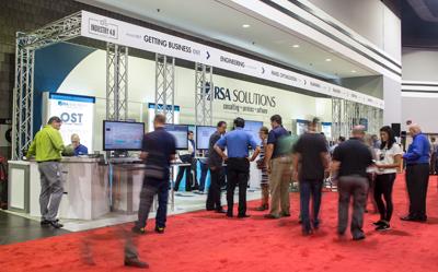 RSA Solutions at IWF 2016 Many Waiting To See Demo