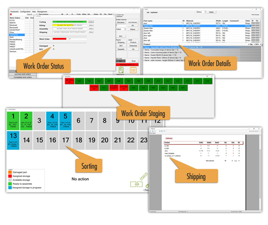 Production Coach Dashboards